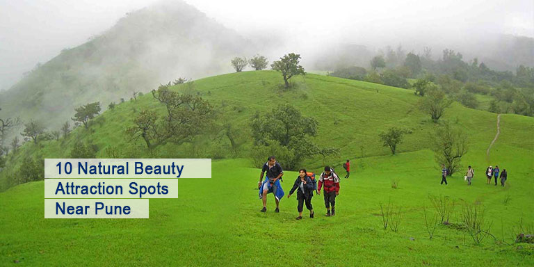 10 Natural Beauty Attraction Spots Near Pune