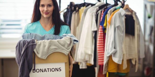 Donate Home Items in Delhi Before Moving