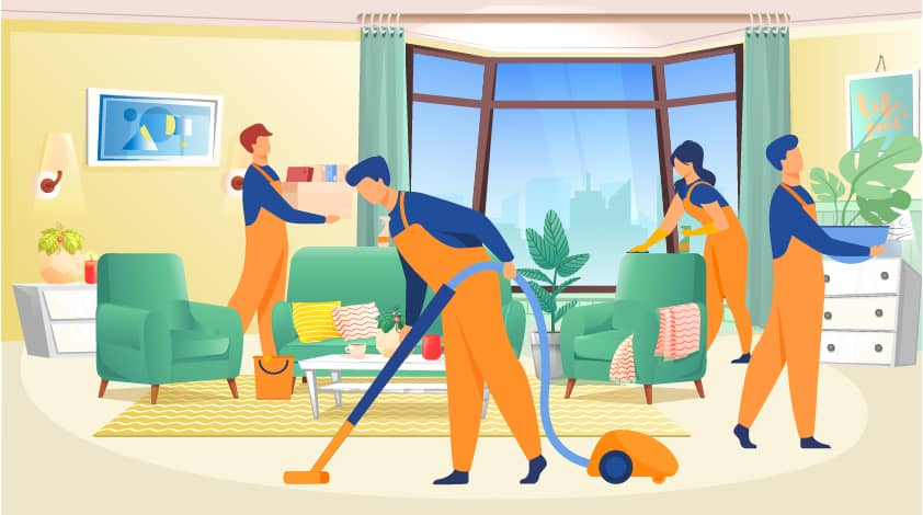 Affordable Cleaning Services in Hyderabad