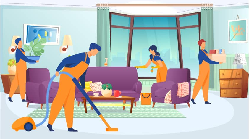 Affordable Home Cleaning Services in Bangalore