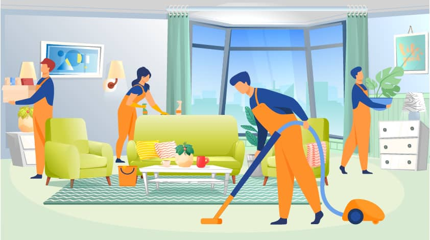 Affordable Home Cleaning Services in Pune