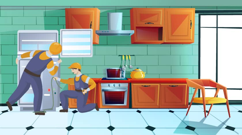 Cheap and Best Refrigerator Repair Services in Delhi