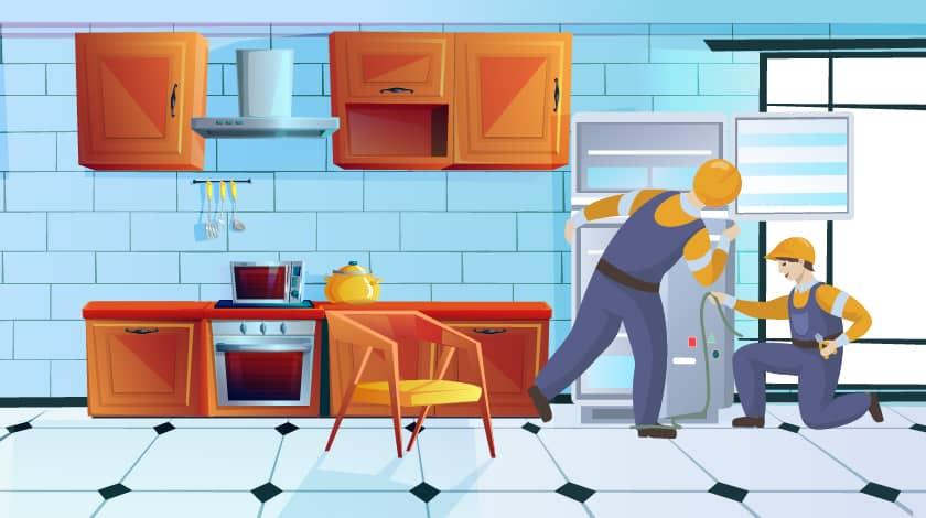 Affordable Refrigerator Repair Services in Mumbai