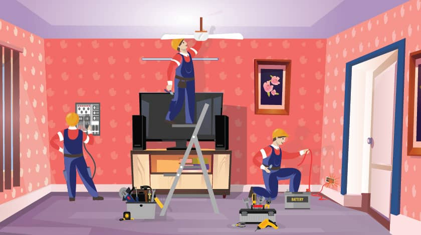 Best Electricians in Bangalore