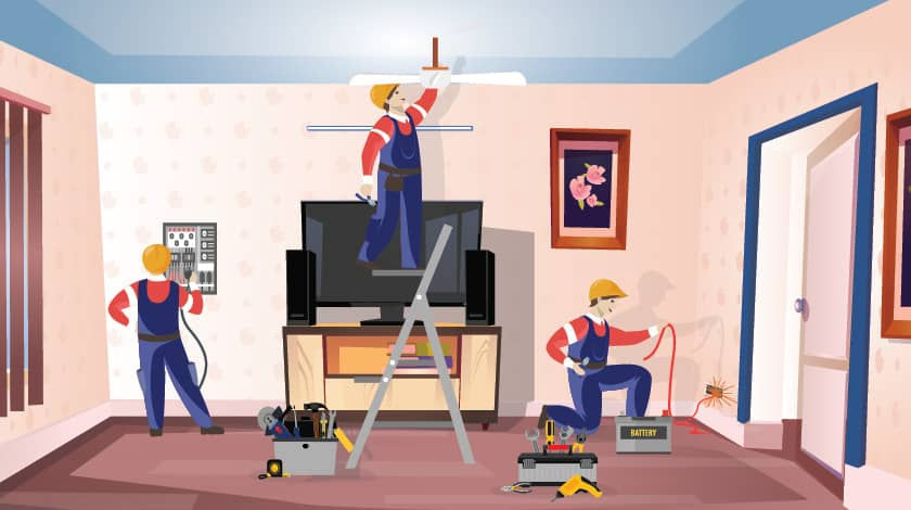 Best Electricians in Gurgaon