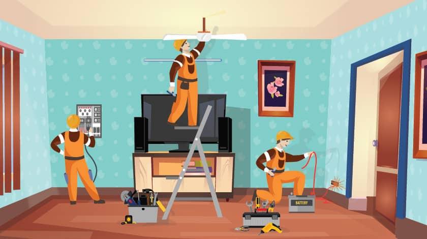 Best Electricians in Pune