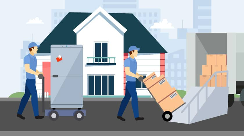 Best Loading Unloading Equipment for Secure House Shifting