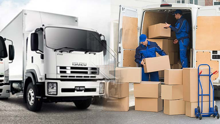 Difference between truck rental and hiring packers movers