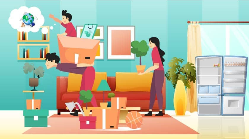How to Prepare for International Moving