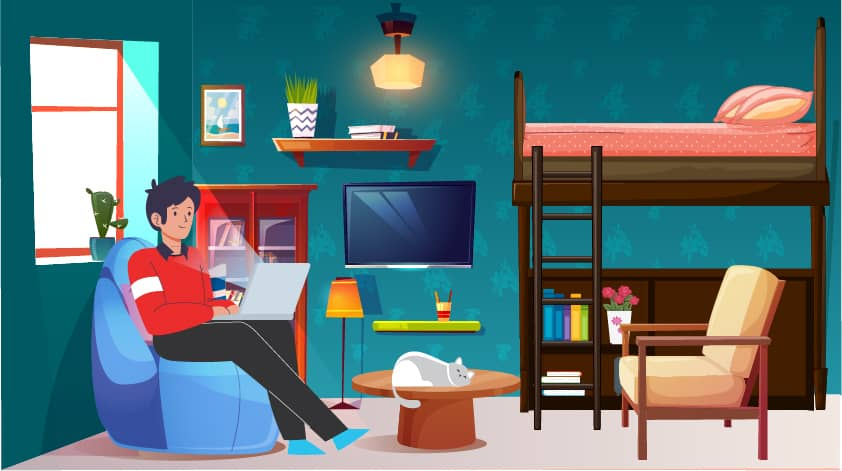 Use Spaces Efficiently in Small Home