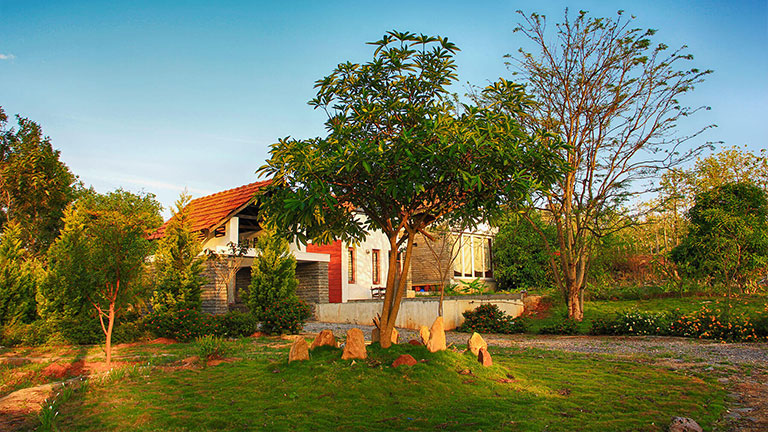 Natural Residential Areas in Bangalore