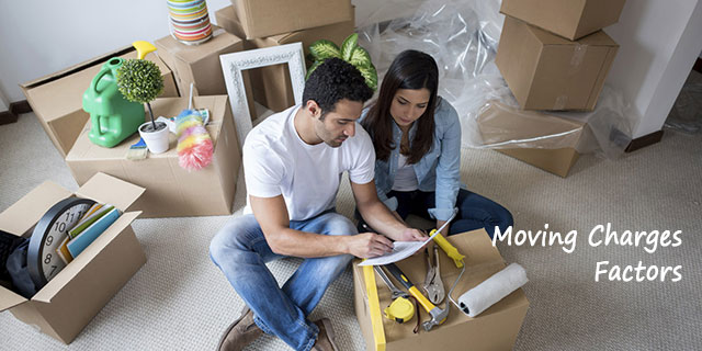 Packing Moving Charges Factors
