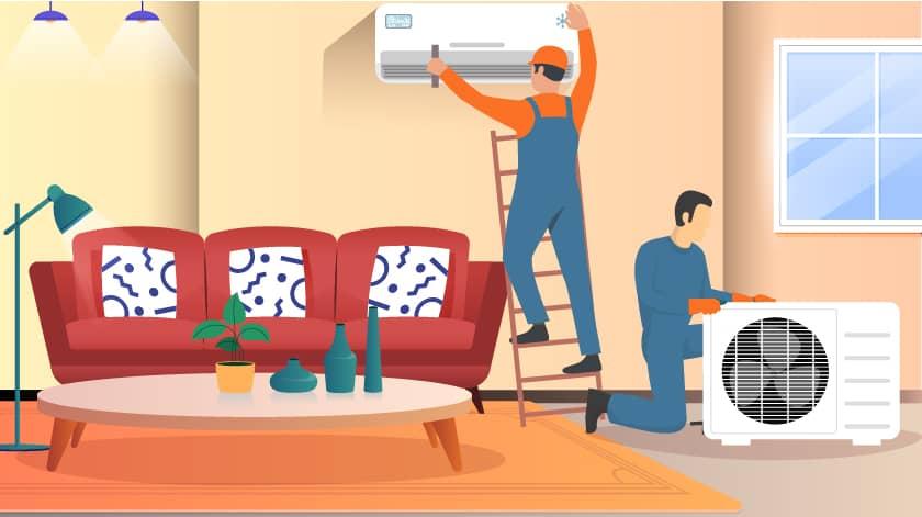 Professional AC Repair Services in Delhi