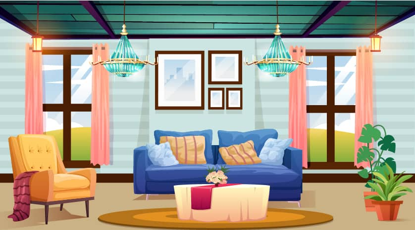 How to Decorate Home in Budget