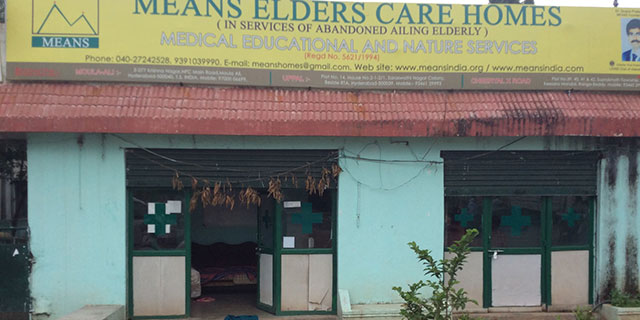Means Old Age Home