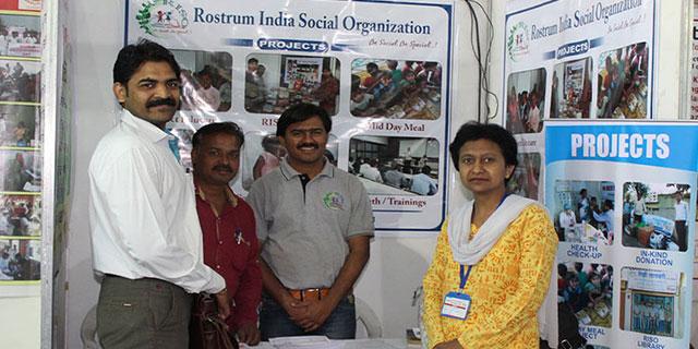 RISO (Rostrum India Social Organization) Team Members