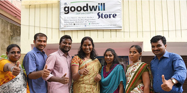 The Goodwill Store