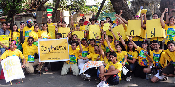 Toy Bank India
