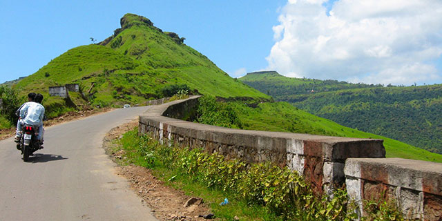 Bike Tour to Satara from Pune