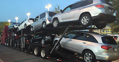 Car transport Vehicle shifting from Chennai