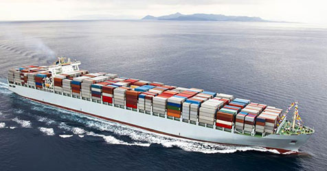 Cargo moving and cargo shipping by land, sea, and air