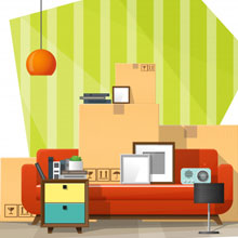 Complete Household Relocation Within and Outside Kolkata