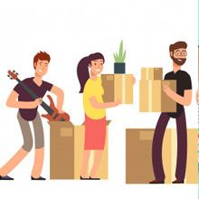 Complete Household Shifting Services in Surat