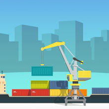 Cost Effective Cargo Shipping Via Intermodal Ttransport