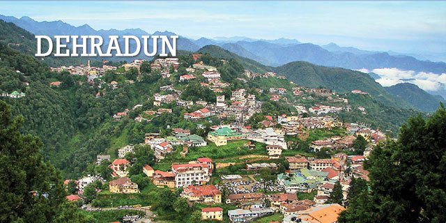 Dehradun - City of Holly Mountain River and Temples