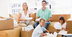 Domestic home relocation within India from Navi Mumbai