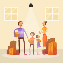 Reliable Domestic Relocation Services from Pune