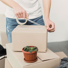 Durable Packing Unpacking Services for Local Shifting in Uttam Nagar