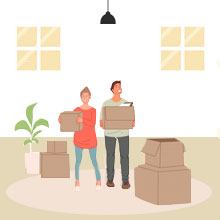 Economic Home Relocation Services by Packers and Movers Chennai