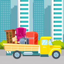 Economic Local Home Relocation Within Mumbai