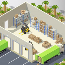 Fully Secure Storage Warehousing Facilities in Navi Mumbai