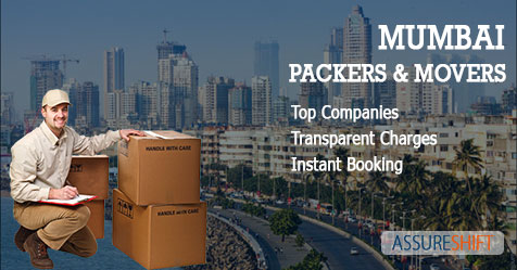 Get top packers and movers in Mumbai at affordable charges