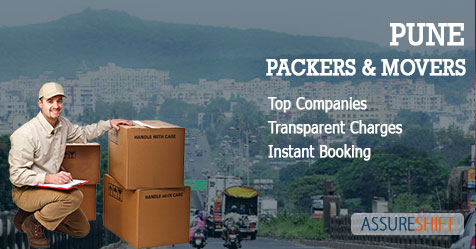 Hire top packers and movers in pune at economical charges