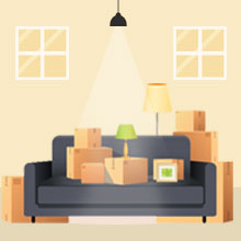 Affordable Household Packing and Moving services in Pune