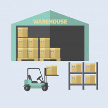 Insured and Secure Storage Warehouse Services in Mumbai