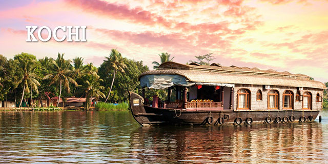 Kochi - At South West Coast enriched with colors