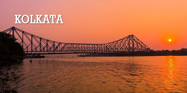 Kolkata the city of joy