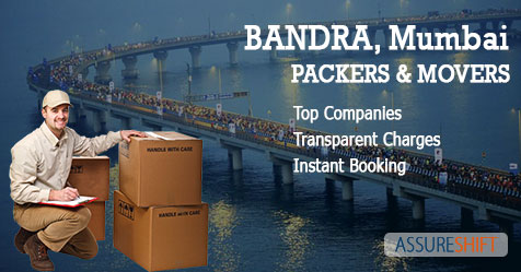 Local and Domestic Household Shifting Packers & Movers in Bandra Mumbai