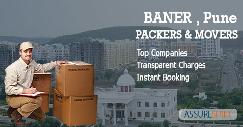 Local and Domestic Household Shifting Packers & Movers in Baner Pune