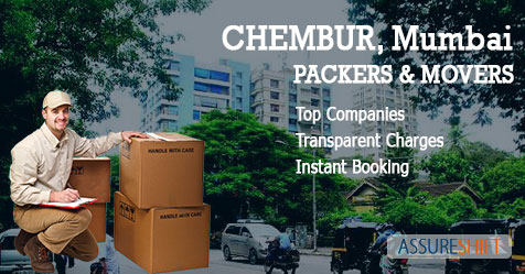 Local and Domestic Household Shifting Packers & Movers in Chembur Mumbai