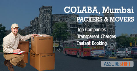 Local and Domestic Household Shifting Packers & Movers in Colaba Mumbai