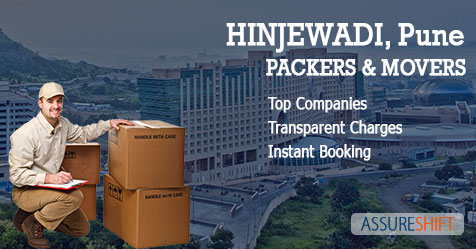 Local and Domestic Household Shifting Packers & Movers in Hinjewadi Pune