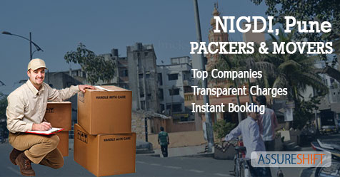 Local and Domestic Household Shifting Packers & Movers in Nigdi Pune