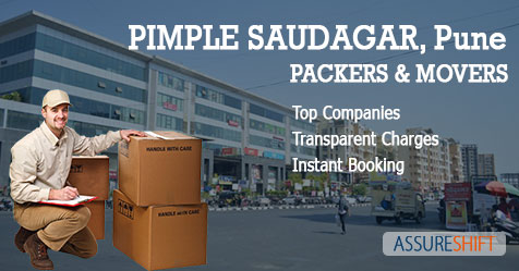 Local and Domestic Household Shifting Packers & Movers in Pimple Saudagar Pune