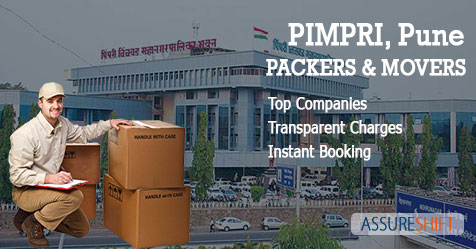 Local and Domestic Household Shifting Packers & Movers in Pimpri Pune