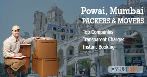 Local and Domestic Household Shifting Packers & Movers in Powai Mumbai